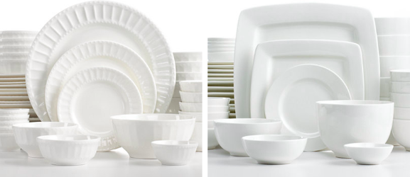 *HOT* Macy's: 42-Piece Dinnerware Set Only $26.24 Shipped (Reg. $117)