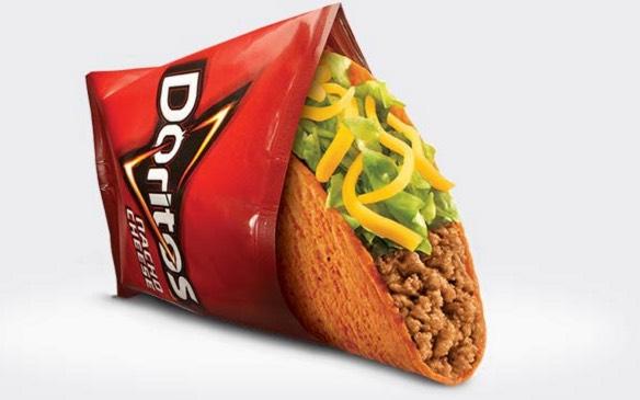 Taco Bell: FREE Doritos Locos Taco!
