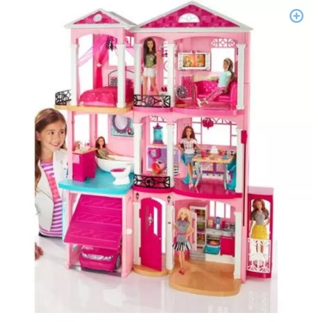 *HOT* Barbie Dreamhouse ONLY $20 (Reg. $199.99)!
