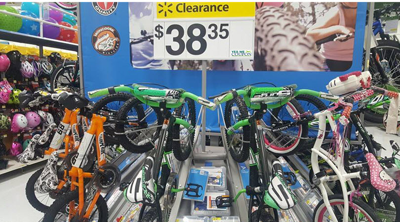 Walmart *HOT* Bikes on Clearance for $38 35!