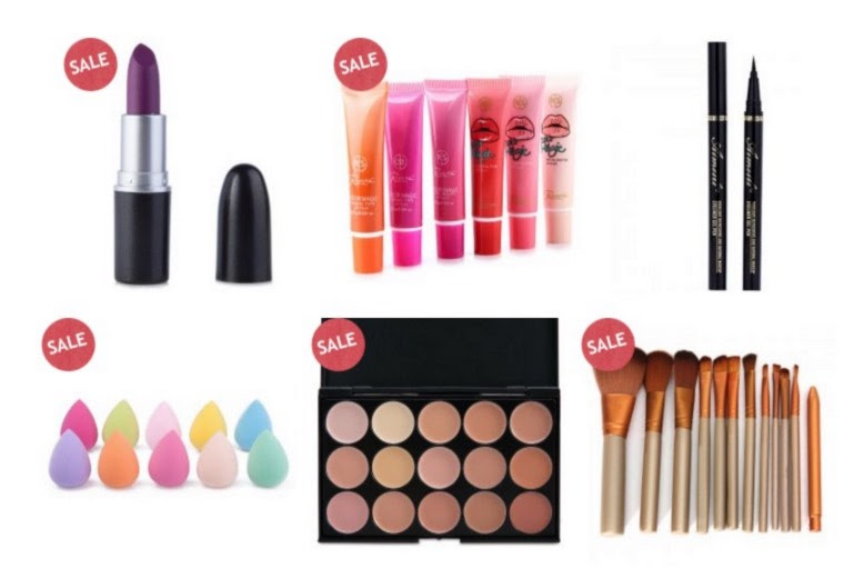 *HOT* Huge Cosmetics Sale = Make-Up Brushes, Cosmetics ONLY $0.97 + FREE Shipping!