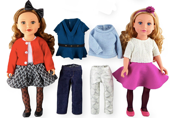Toys R Us Journey Girls : Journey girls limited edition alana & kara rose gift set only $29.99