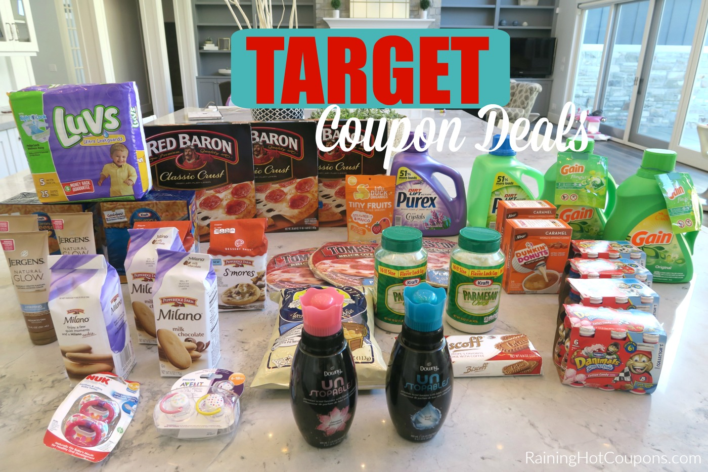 Target Shopping Video 5/1 – 5/7 (Lots of Easy Deals!)