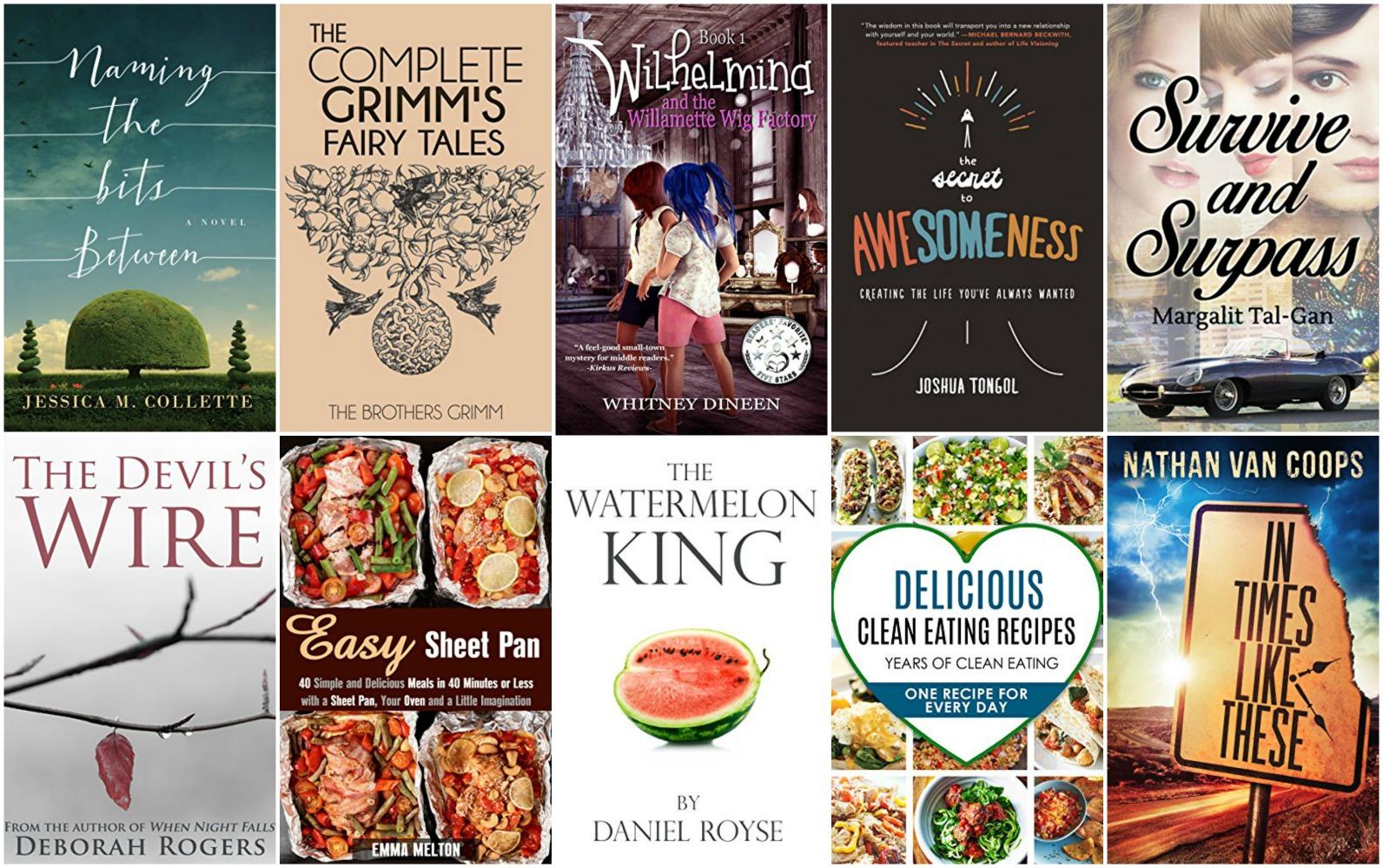 10 Free Kindle Books 6-13-16