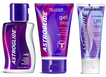 Astroglide-Products