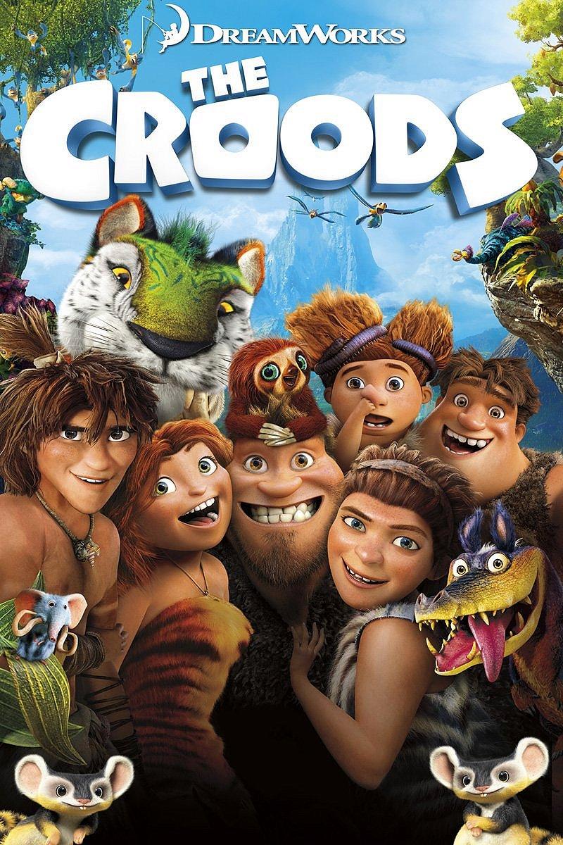 free the croods movie! ($10 value)