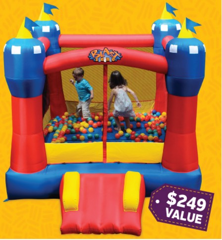 Awe Inspiring Win A Magic Castle Bounce House 250 Value Download Free Architecture Designs Scobabritishbridgeorg