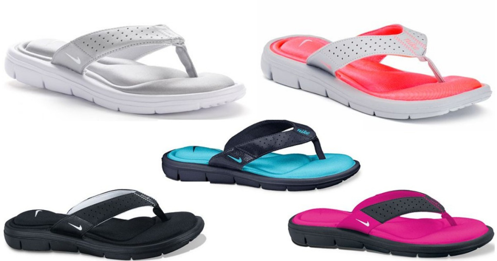 227fd814f89c This is an awesome deal that you can score at Kohl s right now! You can get  these Nike Comfort Women s Flip-Flops for only  19.99 (Reg.  35)!