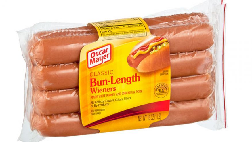 Calories In Hot Dog Weiner