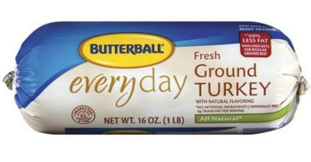 Butterball Ground Turkey