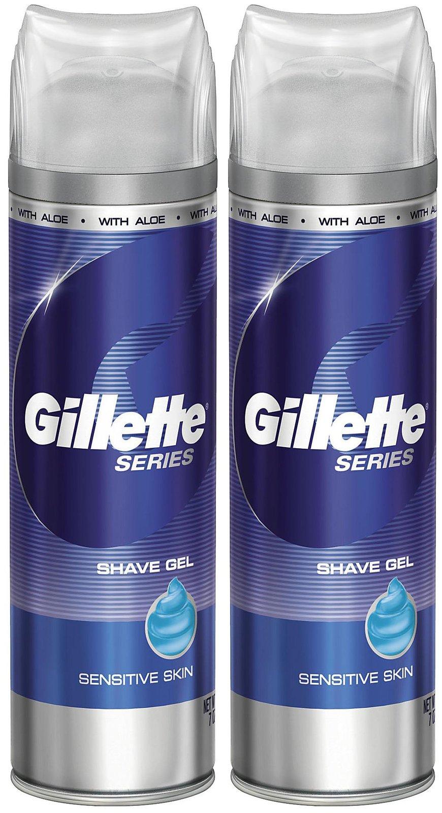 Gillette shaving cream coupons