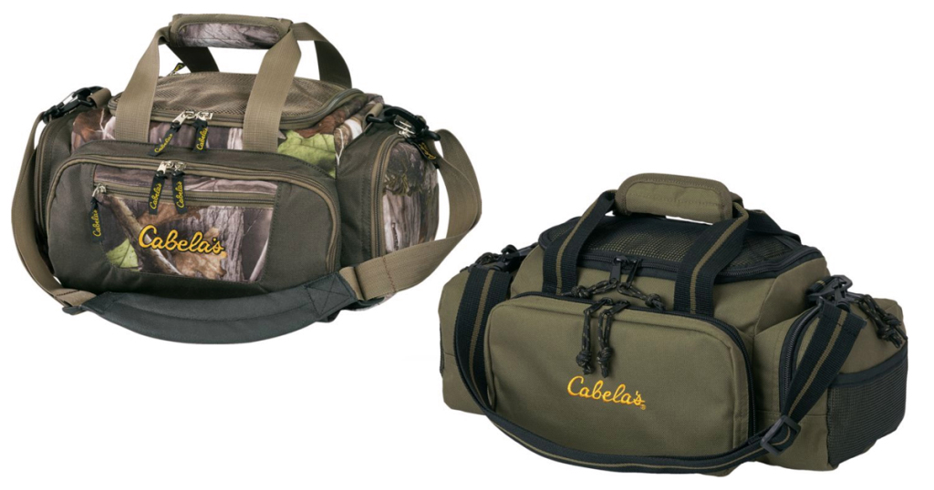 Fishing bags as low as shipped reg 25 at cabelas for Cabelas fishing backpack