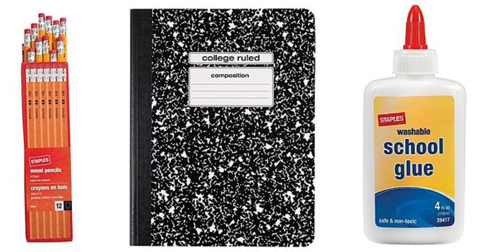 pencils-composition-notebook-glue