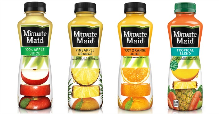 Minute Maid Juice or Drink