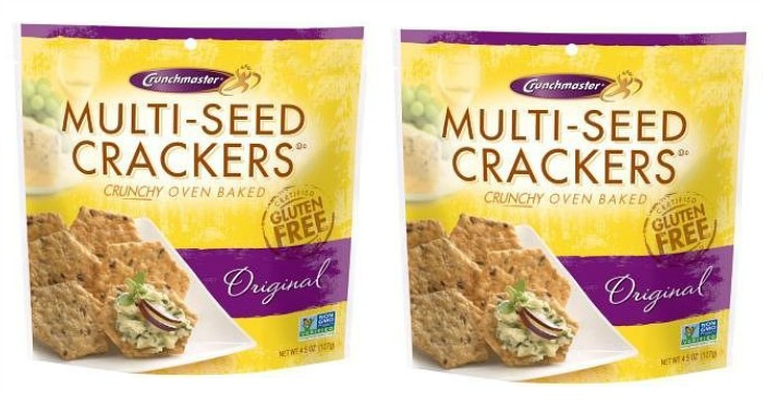 Multi-Seed Crunchmaster Crackers