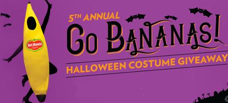 Del-Monte-Banana-Costume-Giveaway-Sweepstakes