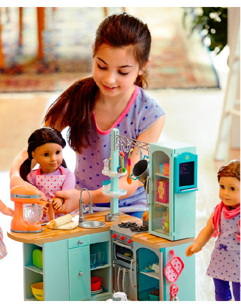ToysRUs: FREE American Girl Truly Me Event (10/29)!