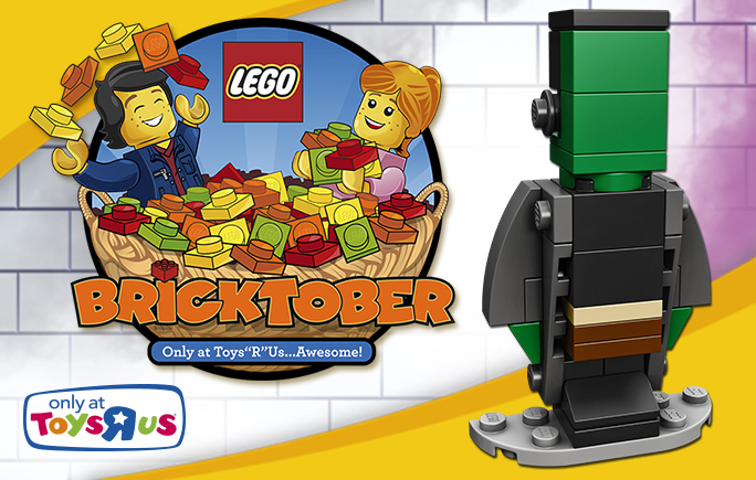 ToysRUs: FREE LEGO Frankenstein Make & Take Event (10/29!)!
