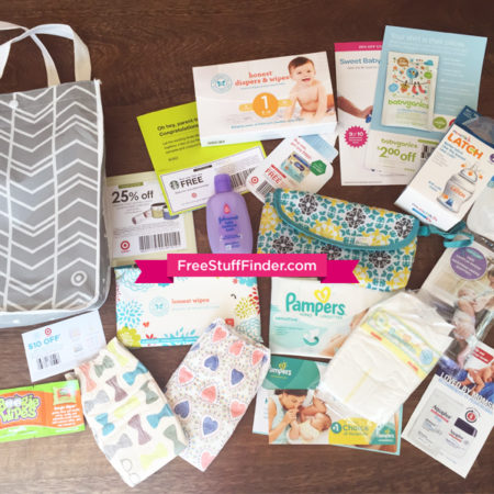 here are some other perks of a target baby registry