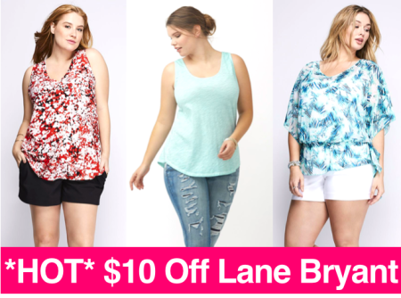 Lane bryant coupons july 2019