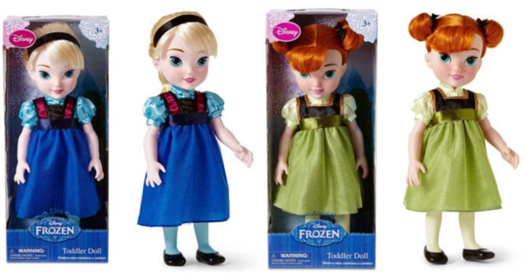 frozen-dolls