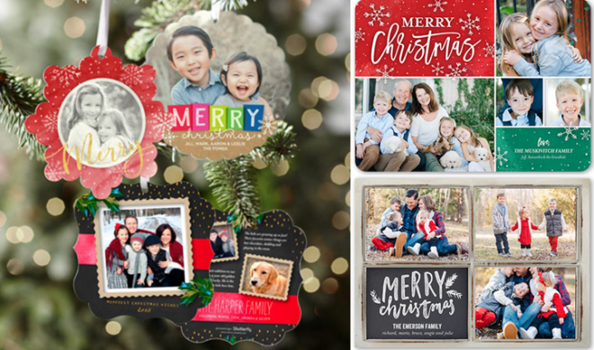 10 free personalized holiday cards from shutterfly just pay shipping - Shutterfly Holiday Cards