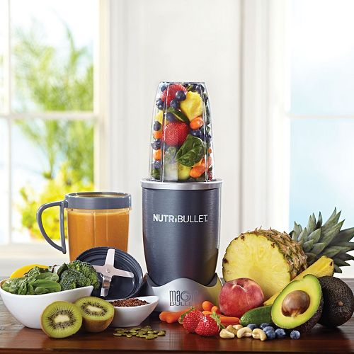 Nutribullet 8-Piece Blender Only $33.54 (Reg. $100) at Kohl's