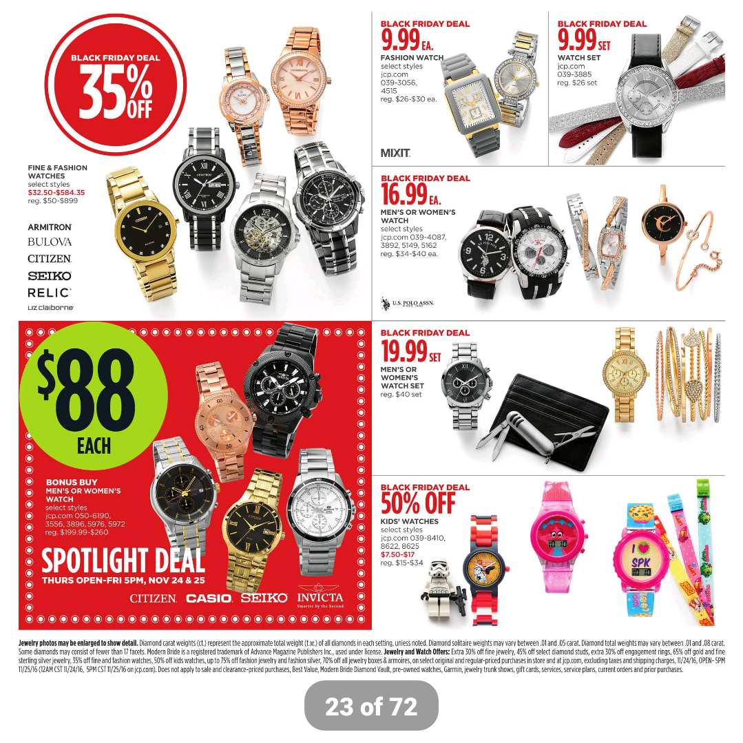 2ef64bf770 JCPenney Black Friday Ad 2016