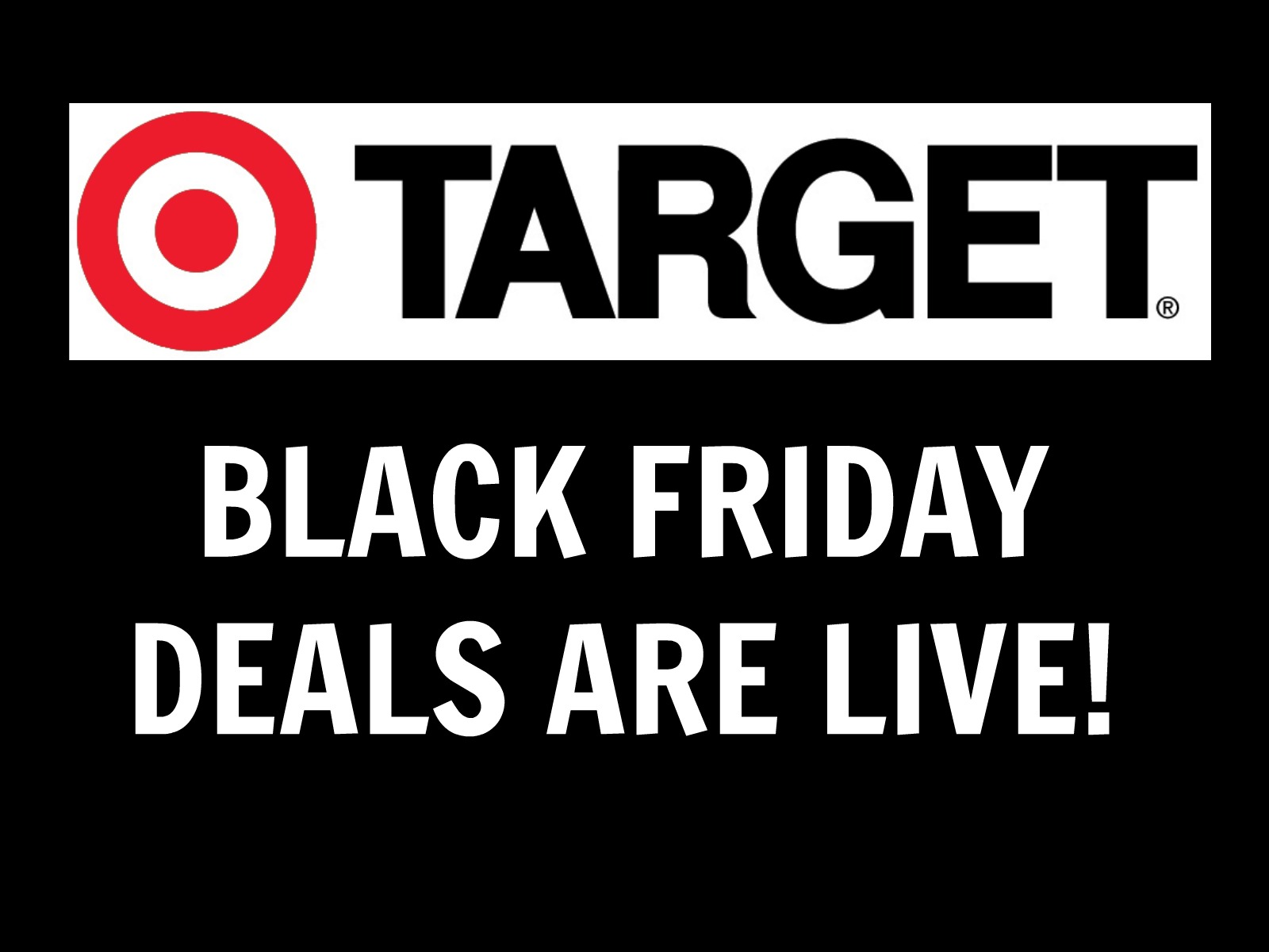 Target REDcard Black Friday Perks. Starting in , customers with a Target REDcard had access to 20 Black Friday deals a few hours before everyone else. REDcard holders also received free shipping and an additional 5% off their purchases online and in-store/5().