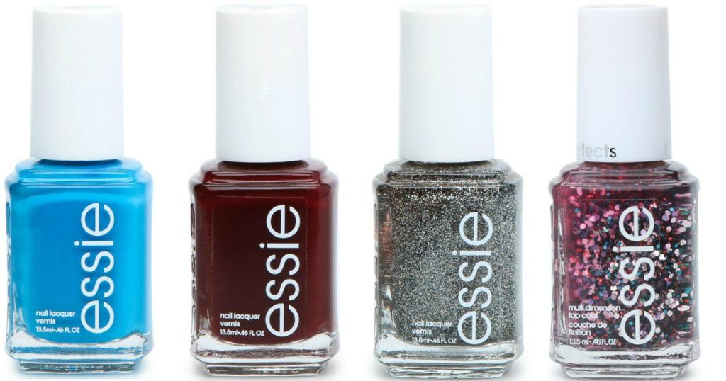 Essie Nail Polish Colors At Target | Splendid Wedding Company