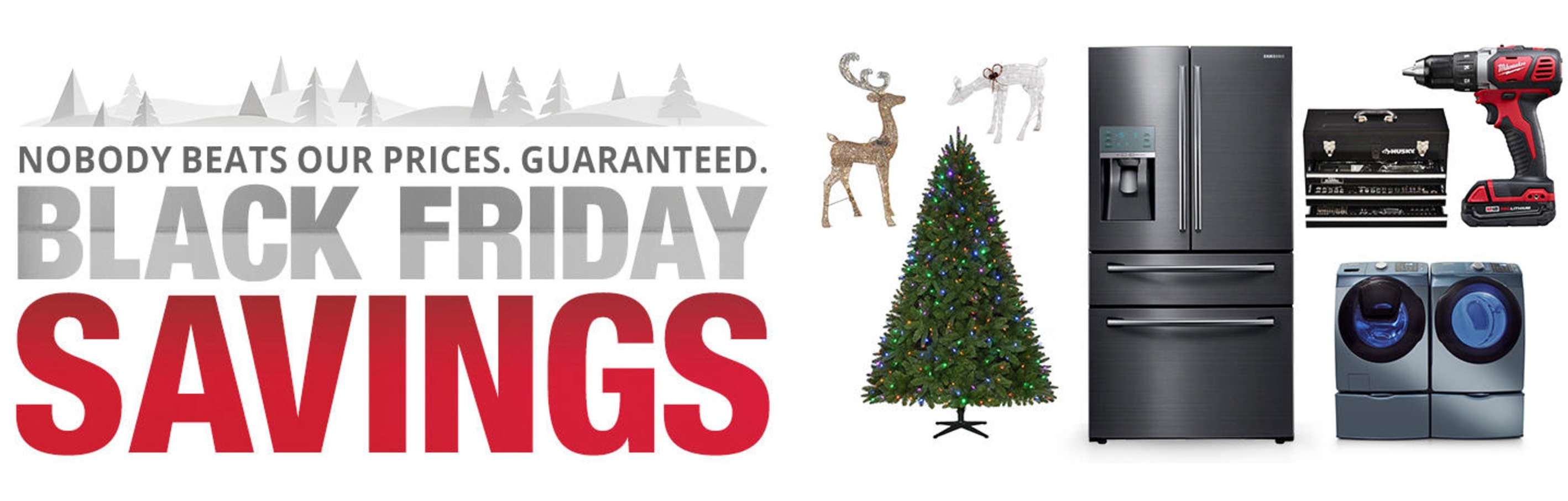 Home Depot Black Friday Ad is LIVE!!!