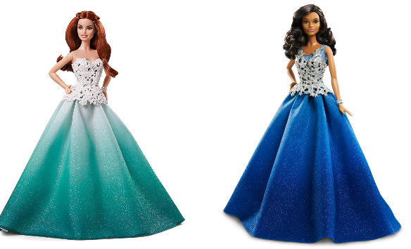 2016 Holiday Barbie Only 2172 Reg 40 At Kmart