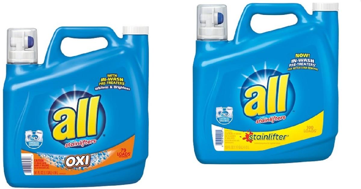 Alll-Liquid-Detergent