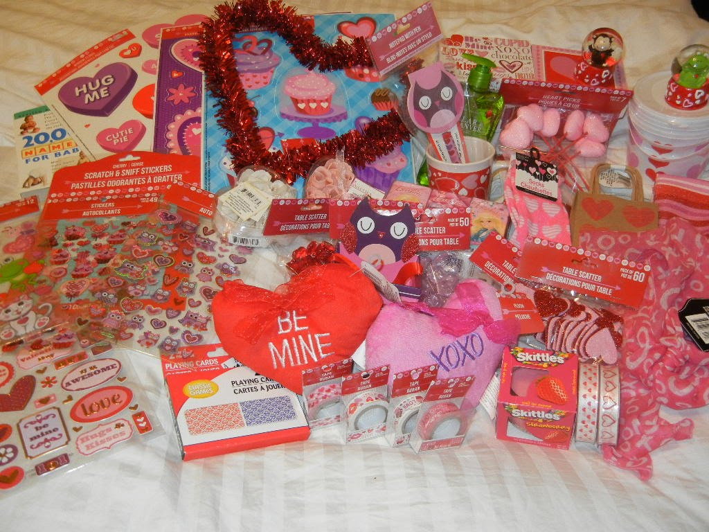 Dollar Tree Lots Of Valentine S Day Candy Treats Decor Gifts And
