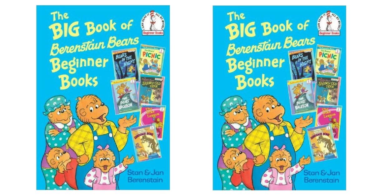 The-Big-Book-of-Berenstain-Bears-Beginner-Books