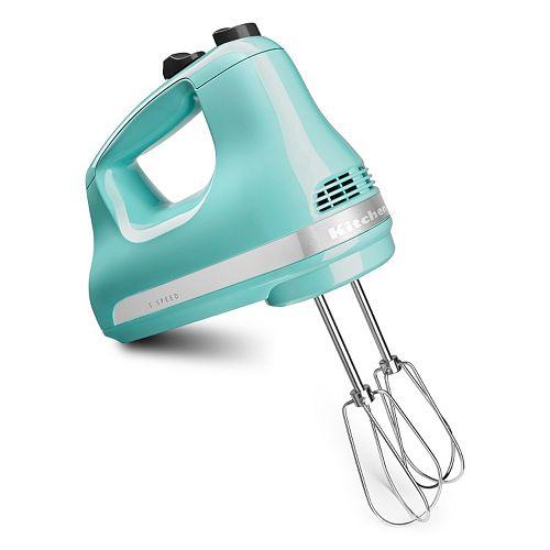 Kitchenaid 5 Speed Hand Mixer Only 25 49 Reg 60 At Kohl S