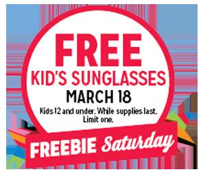 kmart free sunglasses