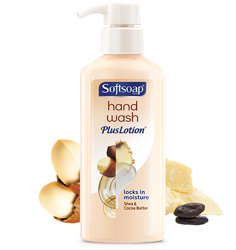 Softsoap hand wash with lotion 1