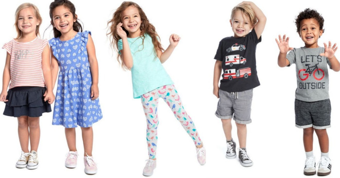 ac7a0c505 Jumping Beans Kids Clothing Only $3.20 Shipped (Reg. up to $30) at ...