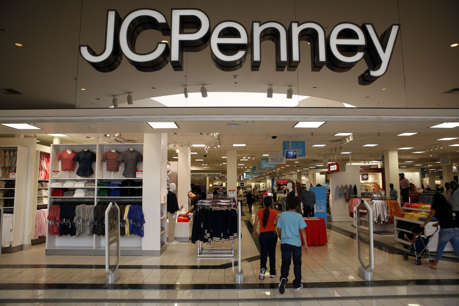Coupon can be combined with earned JCPenney Rewards and JCPenney Credit Card new account in-store discount. Coupon cannot be used for payment on account. Coupon cannot be redeemed as cash or merchandise credit if merchandise is returned. No cash value.