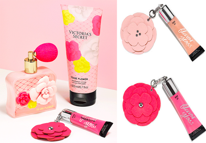 Free Tease Lotion Keychain With Any Tease Or Tease Flower Eau De Parfum Purchase At Victoria S
