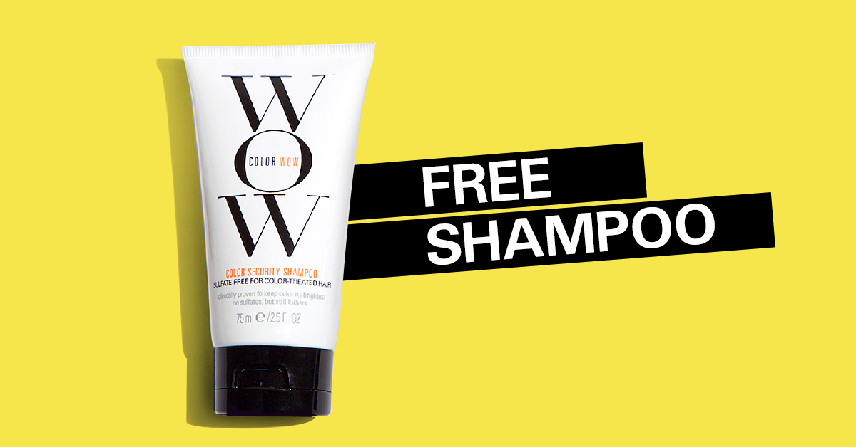 wow shampoo coupon code