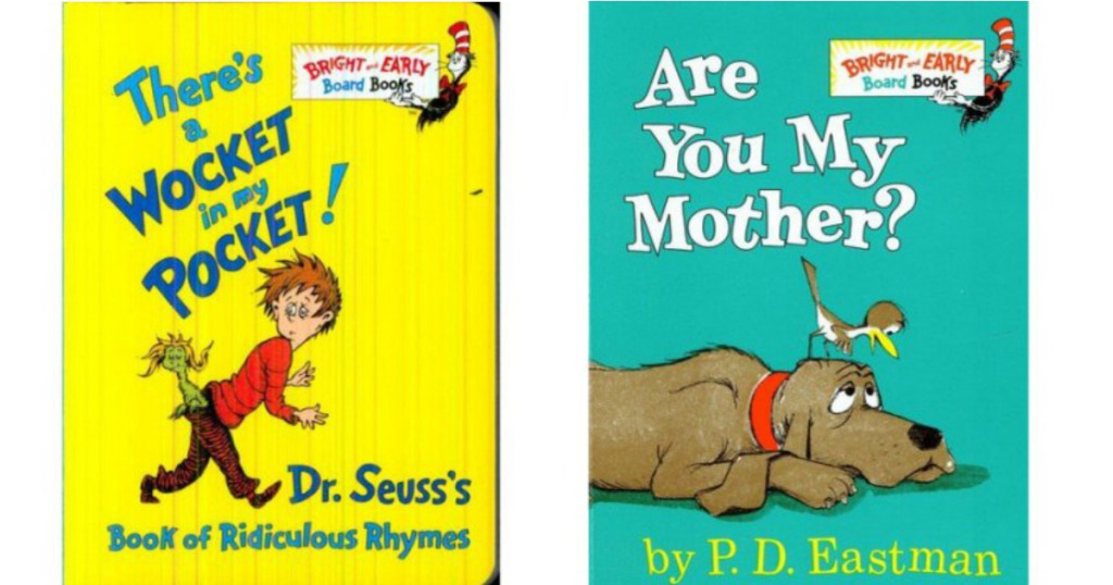 Dr Seuss Board Books Starting At 2 49 Reg 5 border=