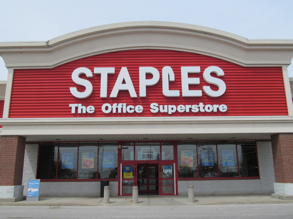 Staples in store coupons 2019