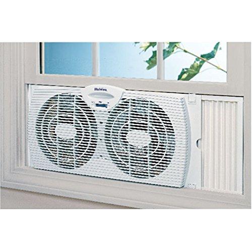 Holmes dual blade twin window fan only reg 30 for 18 window fans