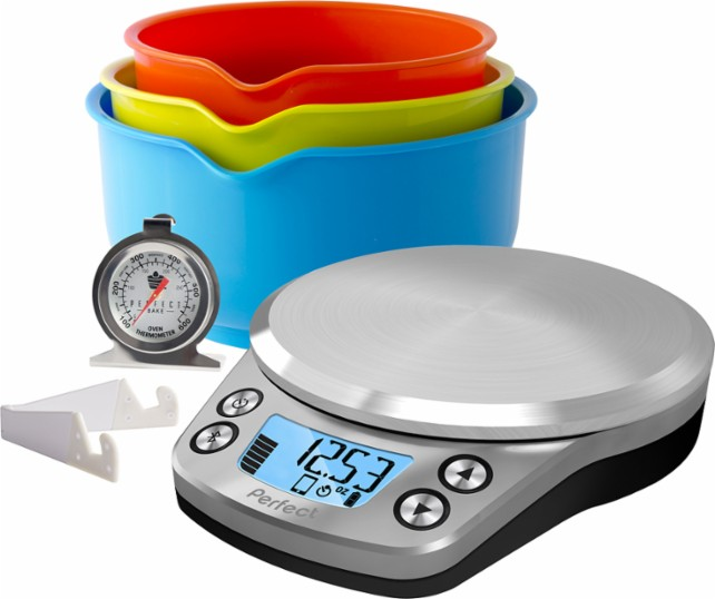 Perfect bake pro smart scale only reg 100 today for How much is the perfect bake pro