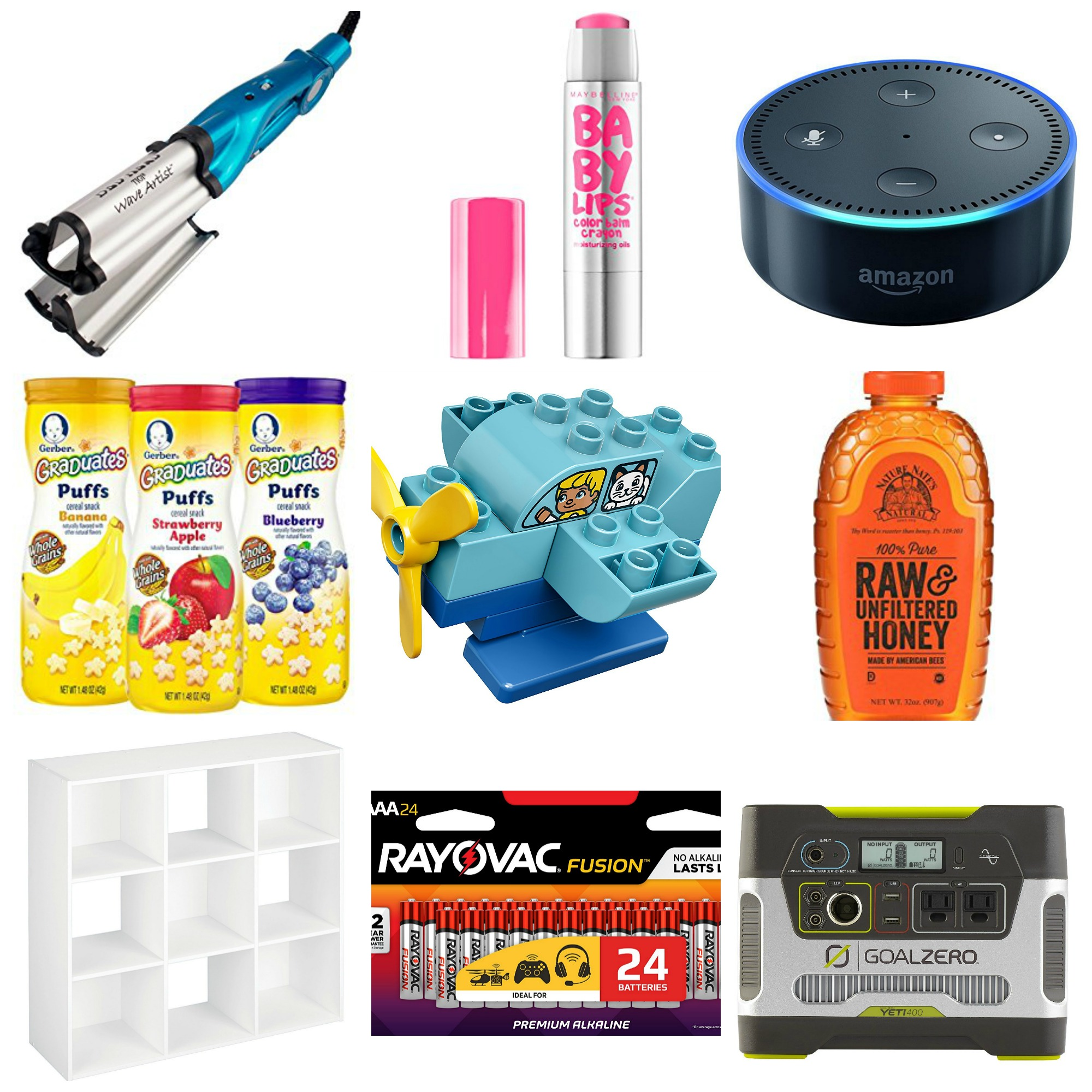 Amazon Huge Round Up Of Deals On Gerber Nivea Closetmaid Maybelline Bed Head Lego Amp More