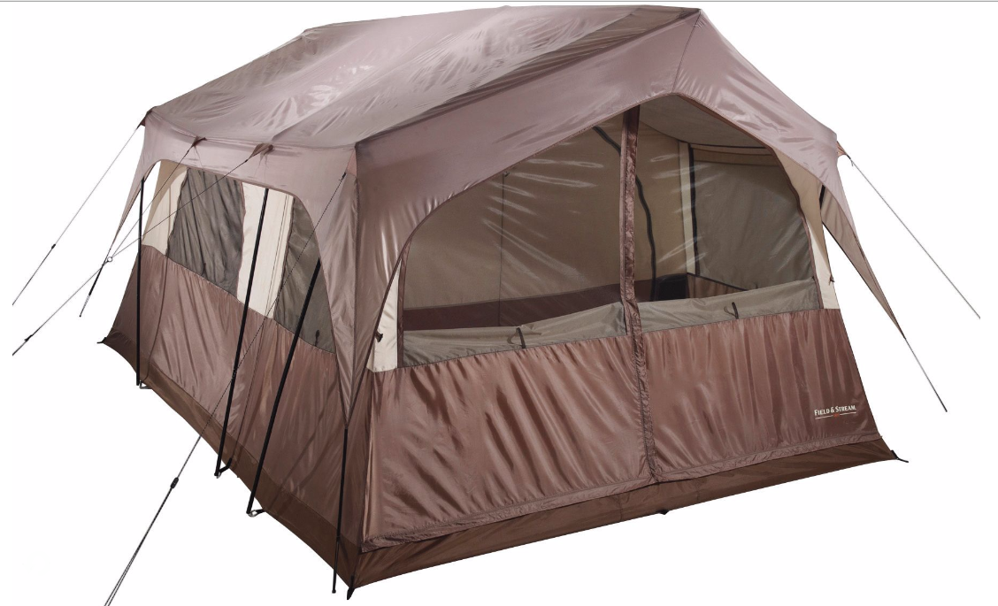 photograph relating to Field and Stream Coupons Printable named Incredibly hot* Sector Movement Wilderness Cabin 10 Specific Tent Basically