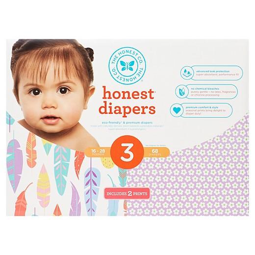 honest diapers coupon target