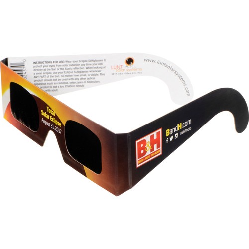 Solar Eclipse Viewing Glasses 5-Pack Only $4.99 Shipped ...